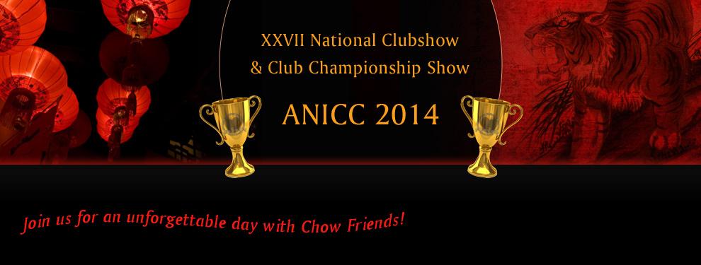 ANICC Clubshow 2014