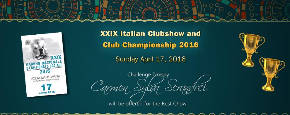 ANICC Clubshow 2016