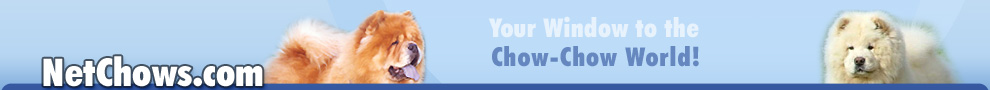 NetChows.com - Your Window to the Chow-Chow World